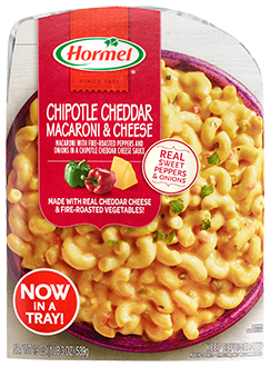HORMEL<sup>®</sup> Chipotle Cheddar Macaroni & Cheese