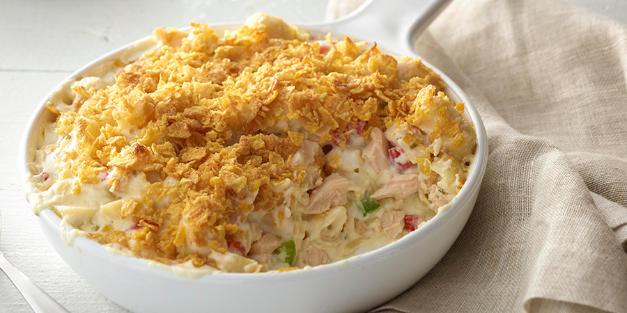 Chicken and Cream Cheese Casserole
