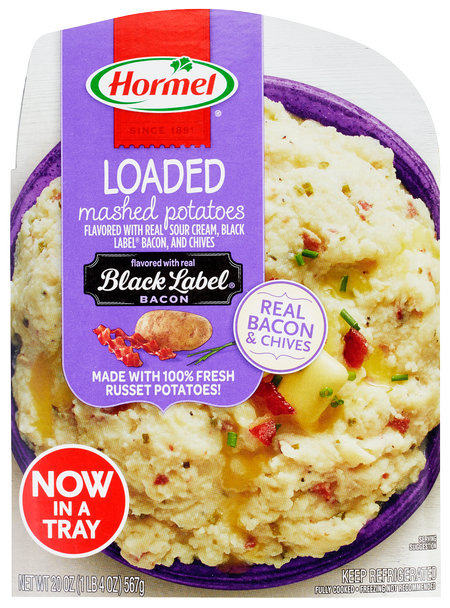 HORMEL<sup>&reg;</sup>&nbsp;Loaded Mashed Potatoes