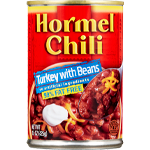 HORMEL<sup>®</sup> Chili Turkey with Beans