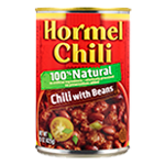 HORMEL<sup>&reg;</sup> Natural Chili With Beans