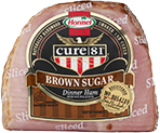 HORMEL<sup>&reg;</sup> CURE 81<sup>&reg;</sup> Brown Sugar Boneless Ham
