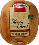 HORMEL<sup>®</sup> Honey Cured Turkey Breast