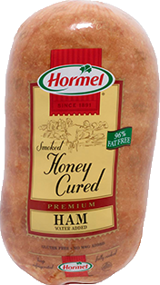 HORMEL<sup>®</sup> Smoked Honey Cured Ham