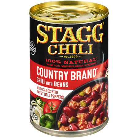COUNTRY BRAND<sup>®</sup> Chili with Beans