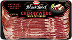 HORMEL<sup>®</sup> BLACK LABEL<sup>® </sup>Premium Cherrywood Bacon