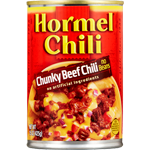 HORMEL<sup>®</sup> Chili Chunky Beef No Beans