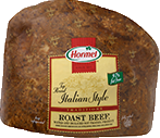 HORMEL<sup>®</sup> Top Round Italian Style Roast Beef