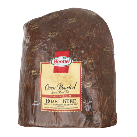 HORMEL<sup>&reg;</sup> Oven Roasted Bottom Round Roast Beef