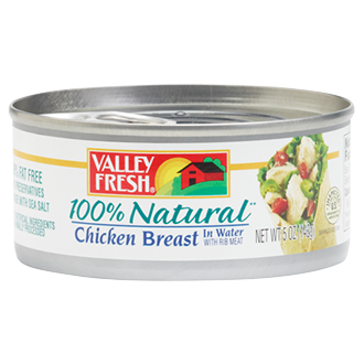 100% Natural Chicken Breast 5 oz. or 10 oz.