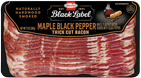 HORMEL<sup>®</sup> BLACK LABEL<sup>®</sup> Premium Maple Black Pepper Bacon