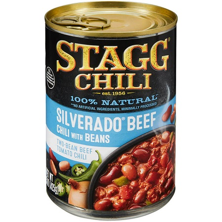 SILVERADO<sup>®</sup> Beef Chili with Beans